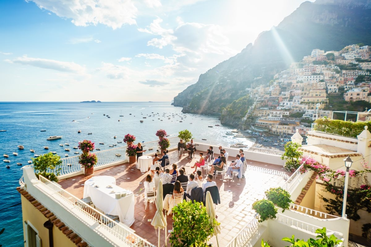 Planning a wedding on the Amalfi Coast is just fun!